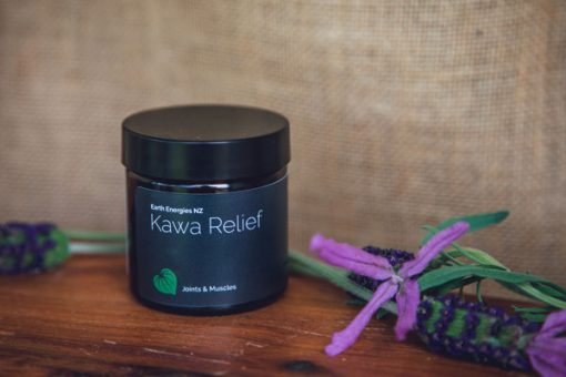 kawa relief product on a table