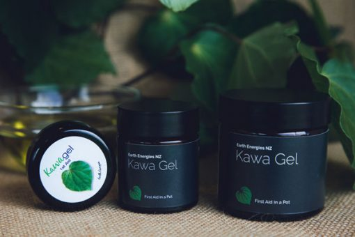 kawa gel products in different packaging sizes