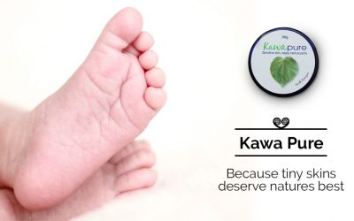 Kawa Pure – Nappy Rash, Cradle Cap and Baby Eczema