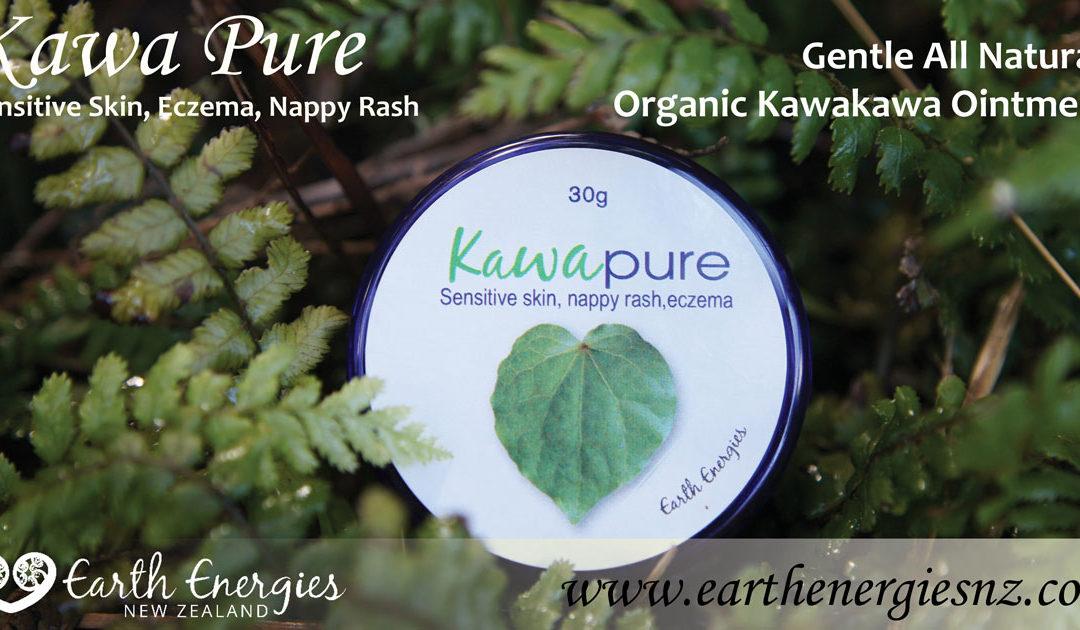 Kawa Pure – Nappy Rash, Cradle Cap and Baby Eczema