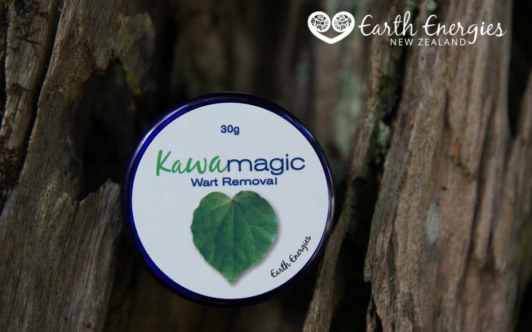 Clear up fungal infections and warts – just like magic