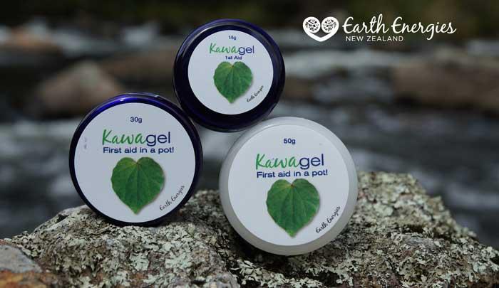 Kawa Gel – First Aid in a Pot
