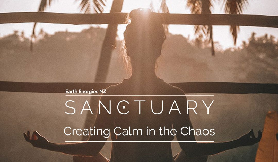 Creating Calm in the Chaos – Simple techniques to reset your mind and body