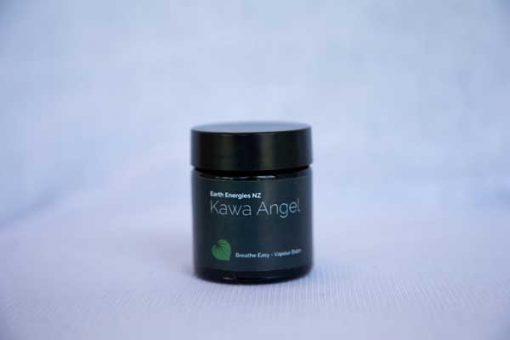 kawakawa angel white background