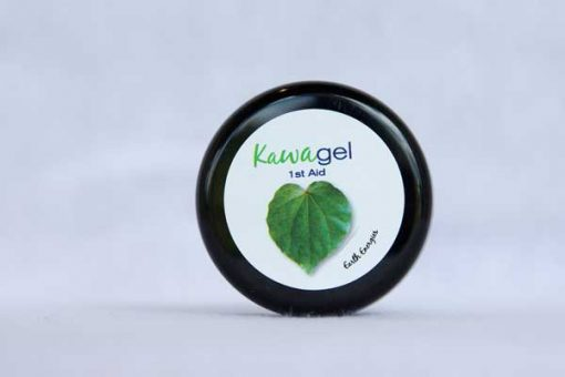 kawakawa gel 15g white background