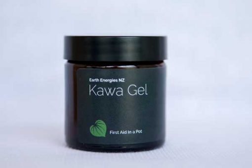 kawakawa gel 60g white background